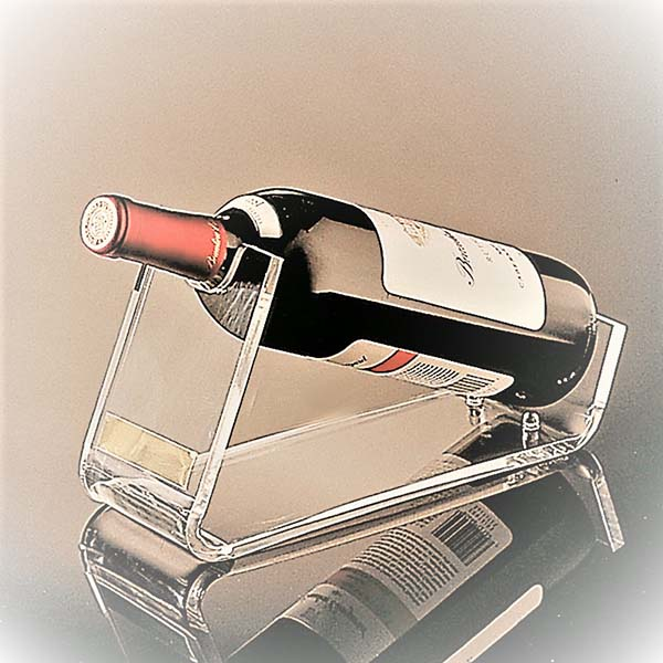 2018 Good Quality Trade Show Booth - wine bottle holder – LongFuJin