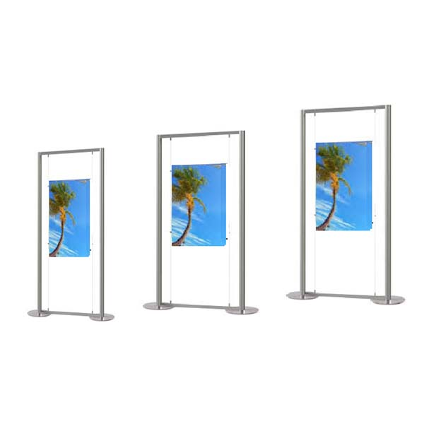 Bottom price High Quality Acrylic Display Stand - banner display stands – LongFuJin Featured Image