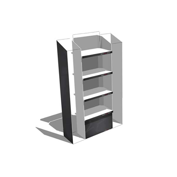 Cheap price Trade Show Shelf Display - custom exhibition stands – LongFuJin