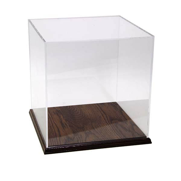 Leading Manufacturer for Acrylic Makeup Cosmetic Display Stand - clear display boxes – LongFuJin