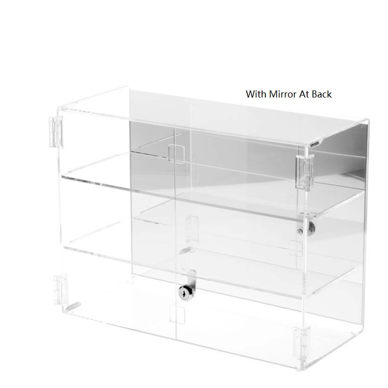 2018 wholesale price Clear Acrylic Plate Display Stand - casing acrylic – LongFuJin