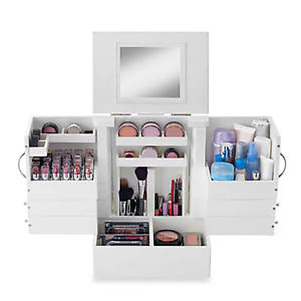 China OEM Shelf Display - cosmetic storage box – LongFuJin