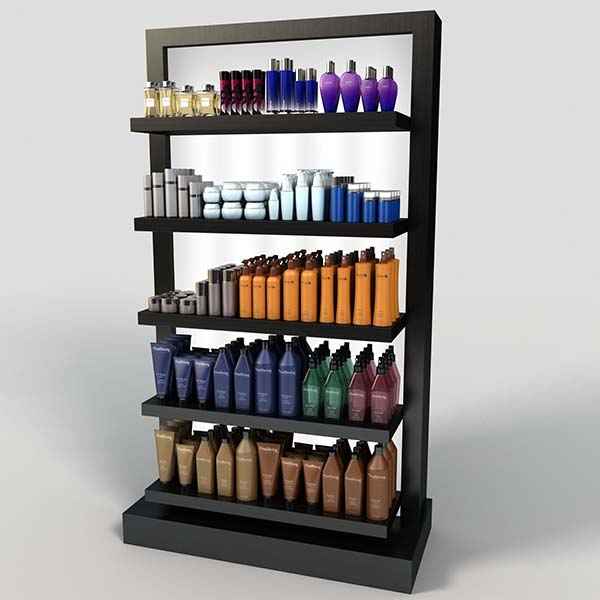 Excellent quality Aluminium System Exhibition Stand - cosmetic display stand – LongFuJin