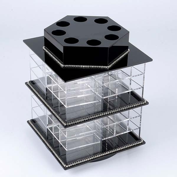 China New Product Watch Display Stand - acrylic makeup case – LongFuJin