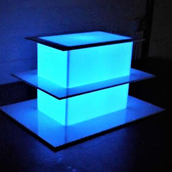 Factory making Portable Table - lightbox – LongFuJin