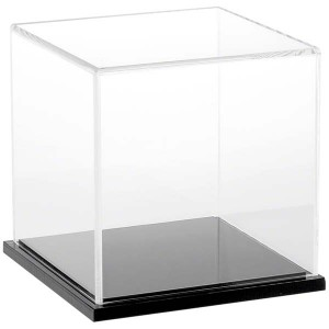 clear acrylic display stands