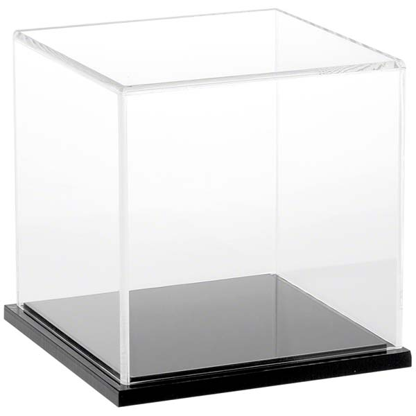2018 New Style Acrylic Floor Display Stand - clear acrylic display stands – LongFuJin