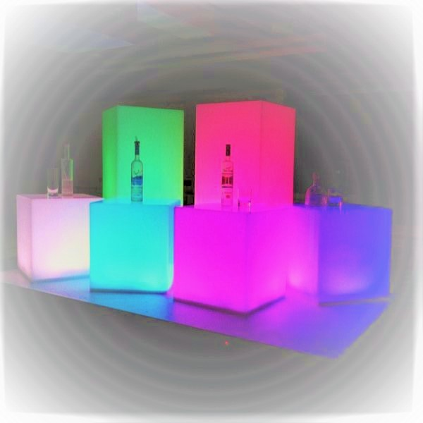 Factory made hot-sale Display Booth Design - fluorescent perspex – LongFuJin