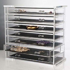 makeup display case
