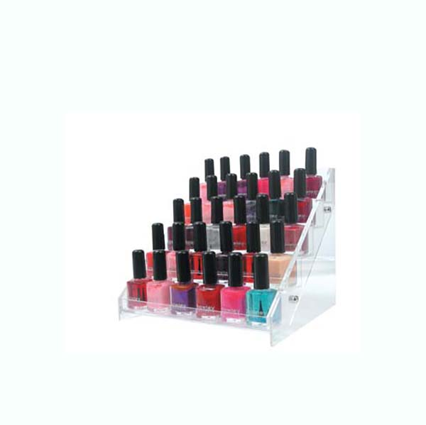 Wholesale Discount Trade Show Display Shelf - nail polish stand – LongFuJin