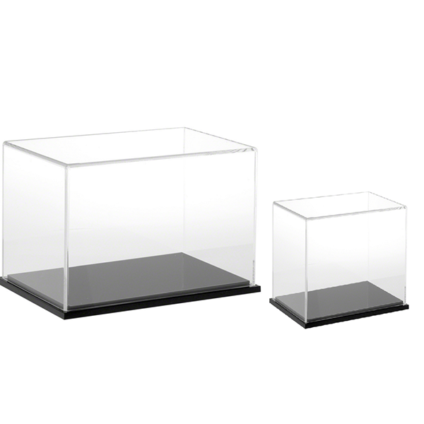 OEM Customized Cardboard Display Cabinet - acrylic presentation box – LongFuJin