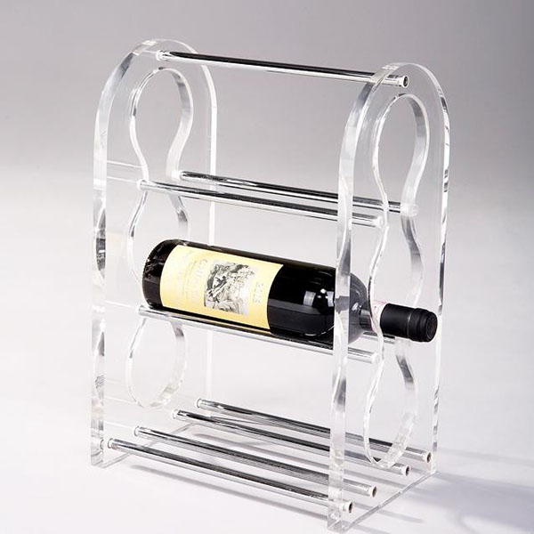 Excellent quality Stationery Counter Display - wine holder – LongFuJin
