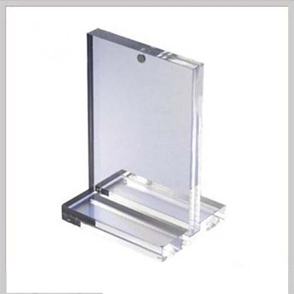 Factory made hot-sale Gift Shop Display Stand - perspex menu holders – LongFuJin