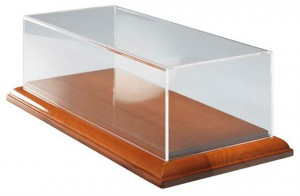 plastic display cases