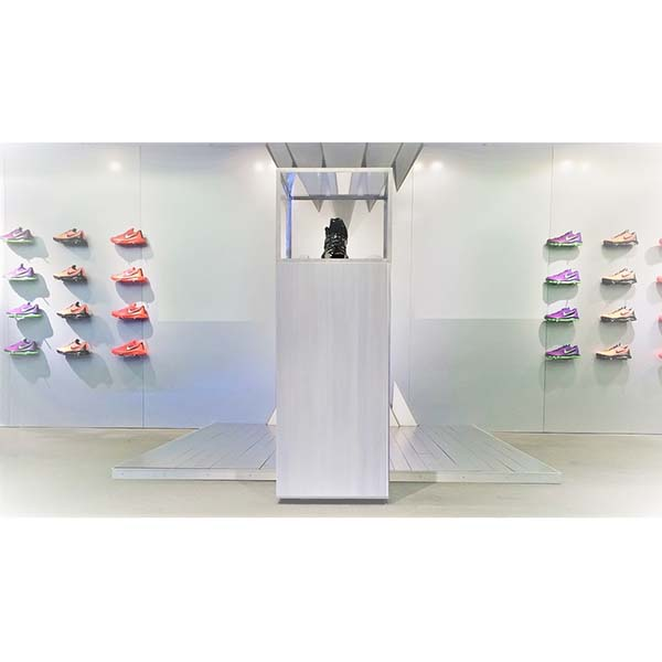 New Arrival China Crystal Floor - acrylic shoe display – LongFuJin