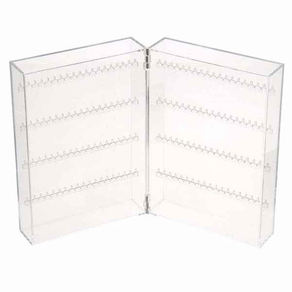 High reputation Black Cosmetic Display Stand - jewelry rack – LongFuJin