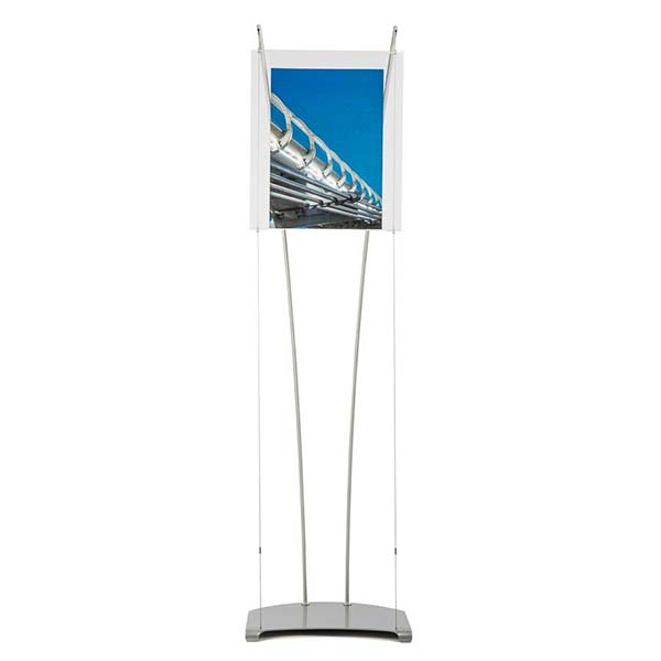 Factory wholesale Counter Display Rack - exhibition display panels – LongFuJin