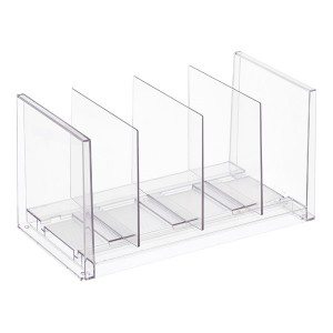 plastic display holders