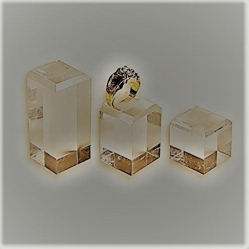 New Delivery for Light Boxes - ring display holder – LongFuJin