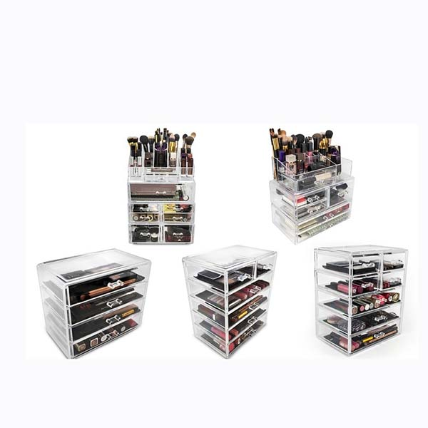 Factory Cheap Display Tents For Sale - plastic makeup box – LongFuJin