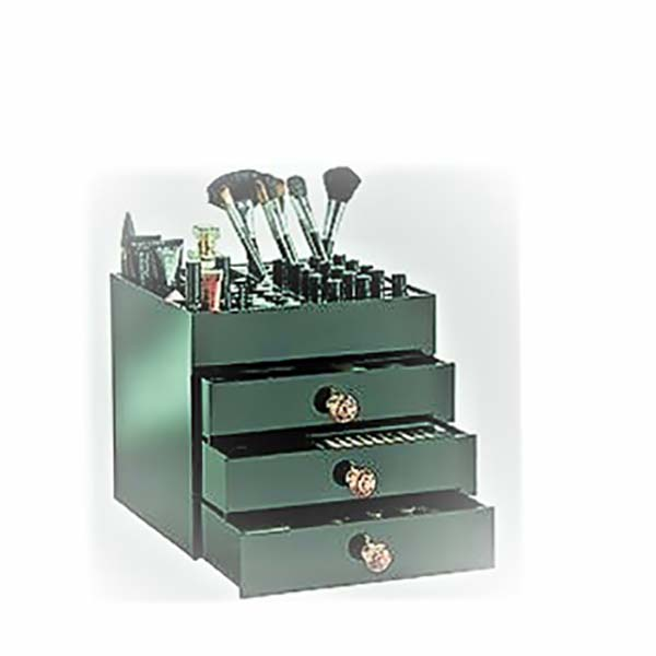 Competitive Price for Metal Display Rack For Trade Show - acrylic makeup storage drawers – LongFuJin