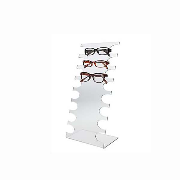 Cheapest Price Room Tall Glass Display Cabinet - sunglass display rack – LongFuJin