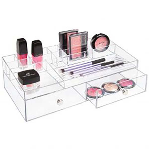 Original Factory Cardboard Display Units - cosmetic organize – LongFuJin