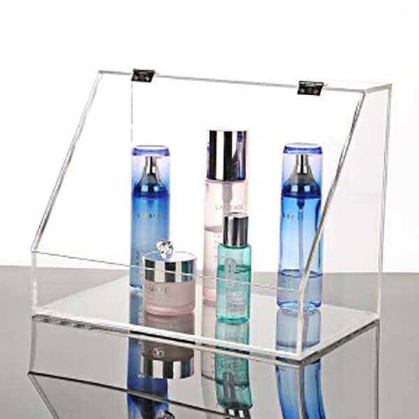 Good User Reputation for Transparent Acrylic Earring Holder - acrylic makeup organizer manufacturer – LongFuJin