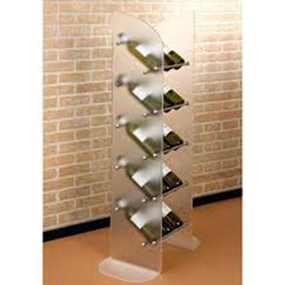 High Performance Cosmetic Jewelry Organizer Box - standing wine rack – LongFuJin