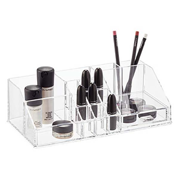 China Cheap price Trade Fair Stand - cosmetic tray organizer – LongFuJin