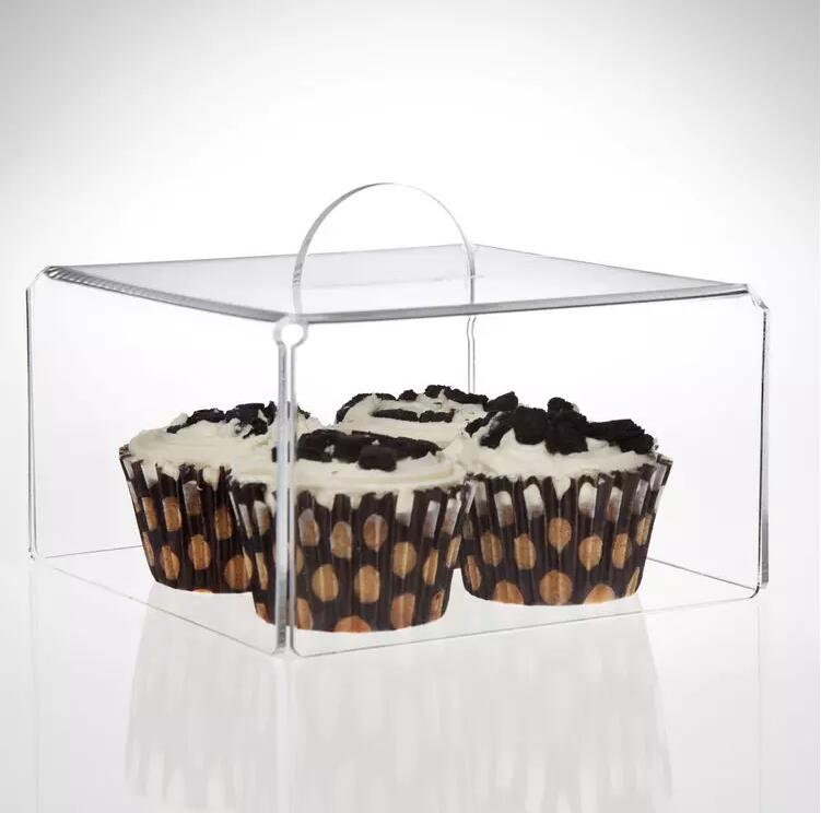 Factory Cheap Exhibition Standard Booth - acrylic cake cover – LongFuJin Featured Image