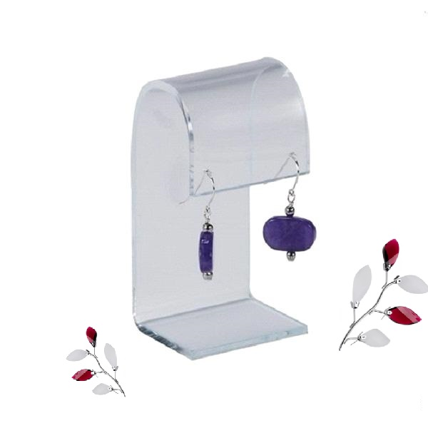 Best-Selling Established Counter - perspex earring holder – LongFuJin