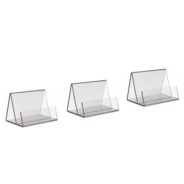 OEM/ODM Supplier Acrylic Display Cube - menu holder stand – LongFuJin