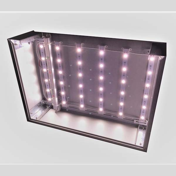 Competitive Price for Cheap Trade Show Booth Exhibit Display - led light box display – LongFuJin