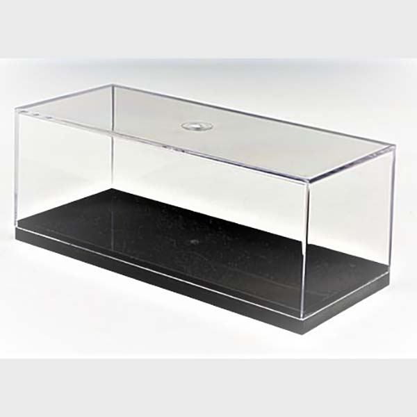 Hot New Products Acrylic Cube Display Stand - shoe display case clear – LongFuJin