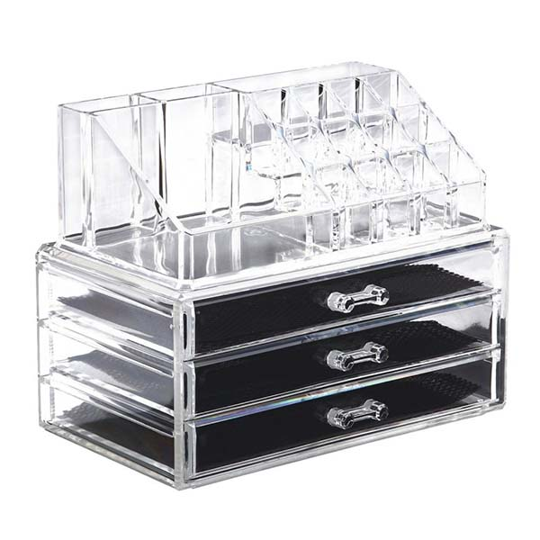 China Factory for Plastic Menu Holders - makeup display for home – LongFuJin