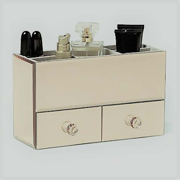 Well-designed Promotion Counter - makeup storage box – LongFuJin
