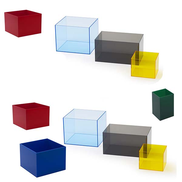 Factory Promotional Folding Table - acrylic box maker – LongFuJin