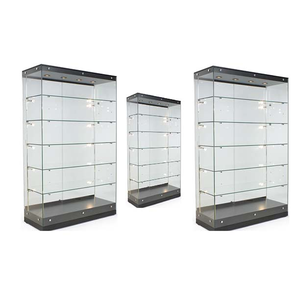 New Delivery for Jewelry Trade Shows Supplies Displays - plastic display cases for collectibles – LongFuJin