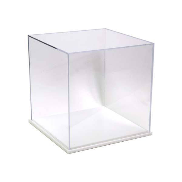 Reasonable price for Hanging Acrylic Display Box - clear acrylic display boxes – LongFuJin
