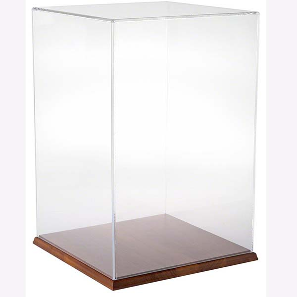 Renewable Design for Acrylic Perspex Jewelry Stand Holder - clear acrylic display case – LongFuJin
