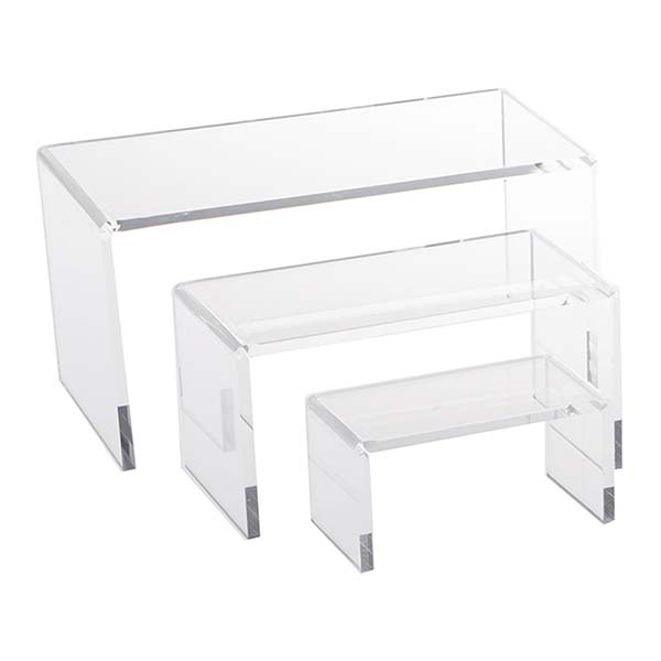 New Delivery for Mall Cosmetics Kiosk - plastic display stands – LongFuJin