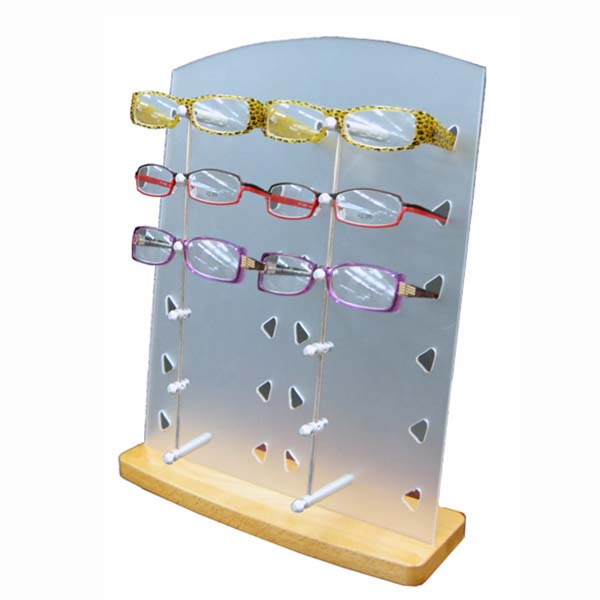 New Fashion Design for Rack Display Shelf - eyewear display stand – LongFuJin