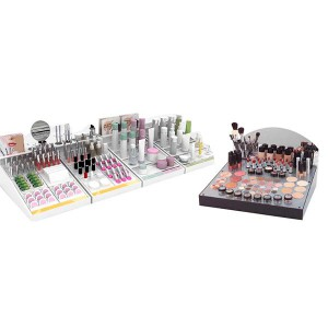 makeup display unit