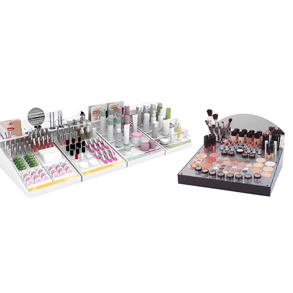 High Quality Plastic Cosmetic Organizer - makeup display unit – LongFuJin