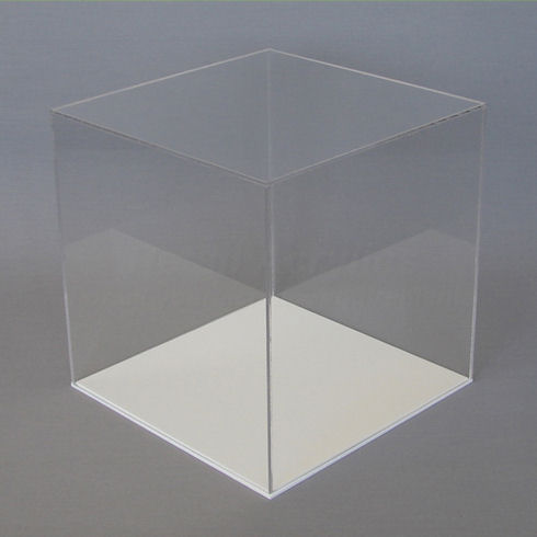 Wholesale Cardboard Pop Display Stand - acrylic display cube – LongFuJin