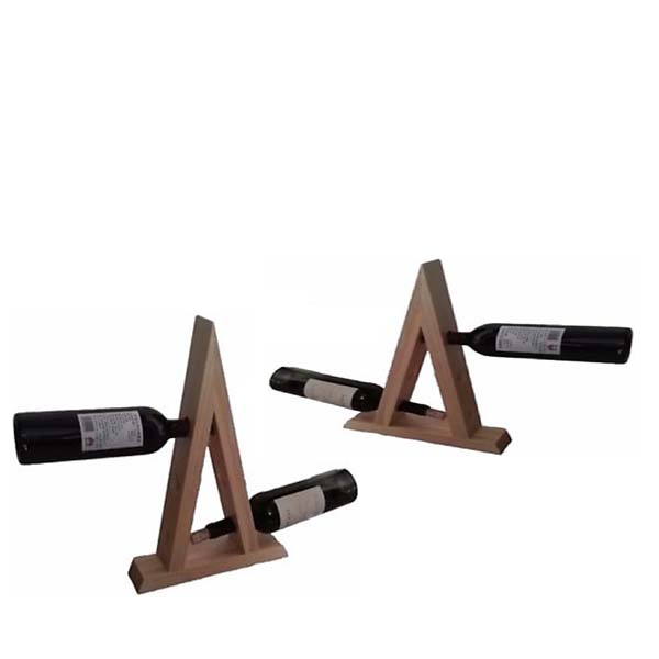 OEM/ODM China Standing Wine Rack - acrylic bottle holder – LongFuJin
