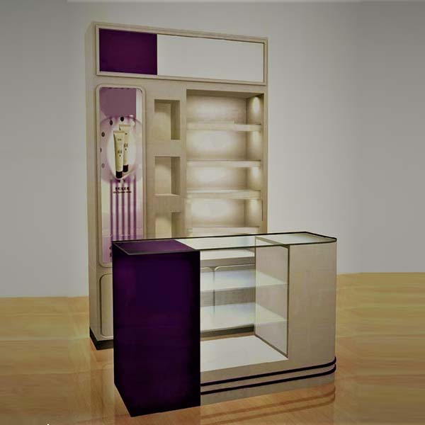 Free sample for Acrylic Cosmetics Display Unit - acrylic makeup display – LongFuJin Featured Image