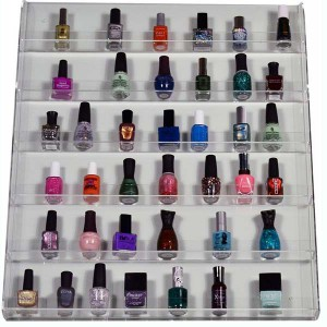 nail varnish display stand