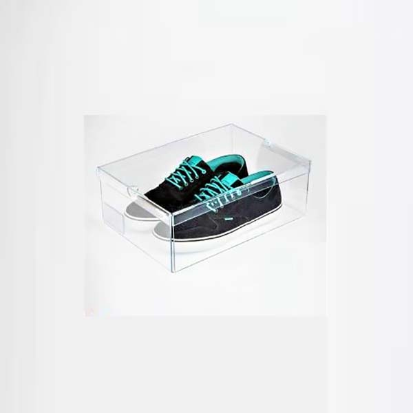Popular Design for Corrugated Cardboard Display - acrylic shoe box – LongFuJin